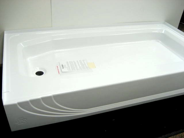 Tub Shower Base 54\